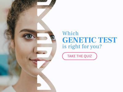 Genetic Testing Ad