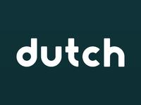 Dutch logo, unused draft