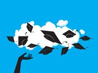 Illustration: Hiring graduates