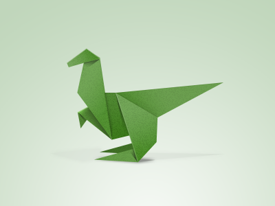 Some of the Best Origami I've Seen in 65 Million Years | 300x400
