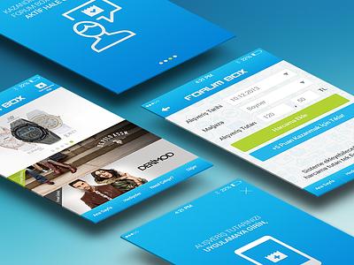Mobile App Design mobile app application iphone