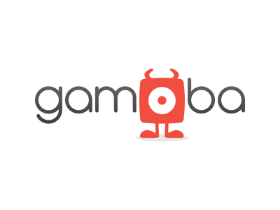 Gamoba Logo logo logo design mascot