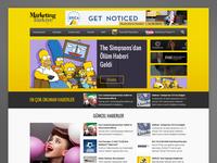 Marketing Türkiye Website
