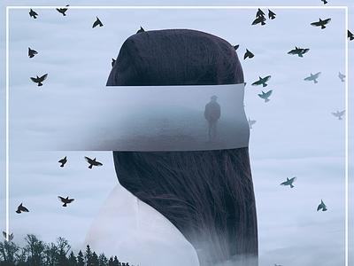 Sigur Rós Concert Poster Design abstract poster design poster concert