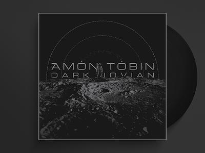 Amon Tobin Dark Jovian Album Cover amon tobin cover album cover