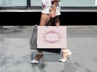 Classy Shopping Bag Mockups