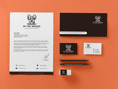 Creative Stationery Design. brand design brand identity branding stationery design envelope design buisness card letter head