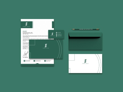 Creative Stationery Design. branding businesscard business card mockup business cards envelope design business card letter head