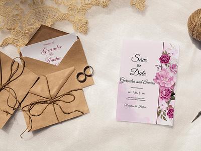 Creative invitation card design template. wedding wedding card design wedding invitation wedding card celebration creative invitation card