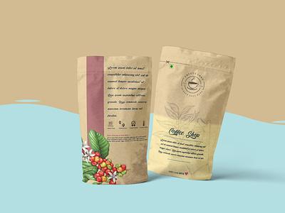 Skillfully roasted | Coffee Label Design. graphic design coffee mockup coffee label coffee label design labeling label design coffee packaging coffee lover coffee creative art design branding