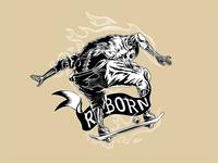 reborn of skate