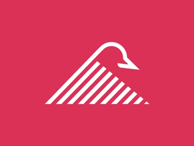 Stripe Bird Logo