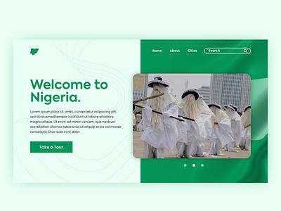 Nigeria uiux design webdesign ui