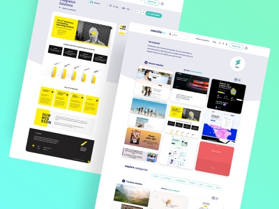 Web Design — Newsite.io website design webdesigner webdesigns webdesign ui ux website design clean 2021 web development web design web uxdesign ux design creative