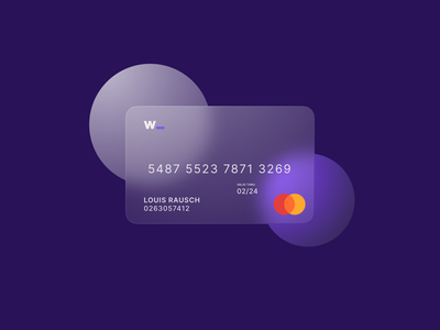 💎 Glassy Card finance app payment noise texture glass texture texture background blur glass card glassmorphism glass glassy finance ui finance credit card