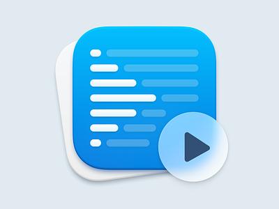 Big Sur Mac App icon nsapplication mac app appkit cocoa native mac desktop app application big sur osx mac os x mac os macos icons icon