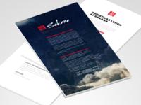 Sakana Christmass menu - prototype