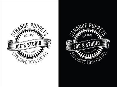 Studio Logo - Shop Logo - Monogram Logo logotype abstract logo shop logo studio logo monogram vector logo branding graphic design corporate design business logo abstatct logo creative logo vintage logo monogram logo flat design minimalist logo logo design minimal logo design