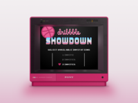 Dribbble Showdown