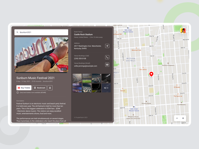 myZyp - Custom Map Tagging google maps uiux interaction design experience design user interface user experience app design ux ui