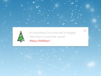 Season Greetings - Christmas & Happy New Year