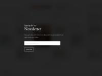 Newsletter popup 2x