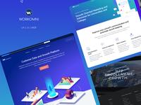 Workomni Web Site