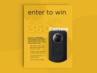 360 Camera Flyer