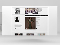 fashion show website