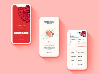 DailyUI #1 dailyui app design ui ux