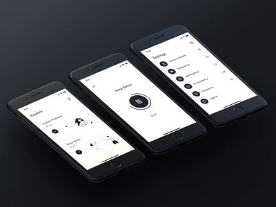 Daily UI #7 dailyui ux uiux design app