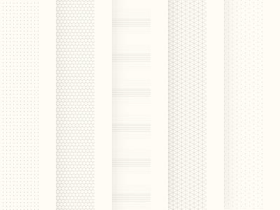 Patterns patterns paper grid grid paper gridzzly gridzzly pro subtle textures sketchbook
