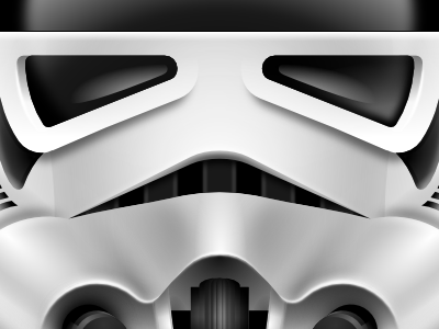 Stormtrooper - matryoshka mash-up star wars stormtrooper mash-up icon vector inkscape white construction