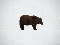 angular bear