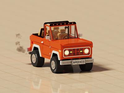 Voxel Car voxels 3d game car voxel voxel car voxel art gameart magicavoxel 3d pixelart voxelart voxel