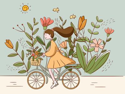 Enjoy the Spring
