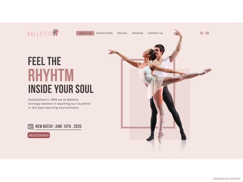 Balletio ( a ballet academy)