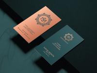 SM Business Card