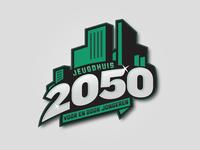 Jeugdhuis 2050 Logo