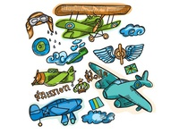 Old Planes