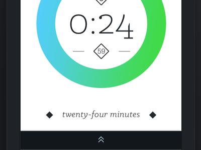 Five App - Timing