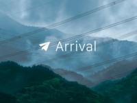 Arrival Concept - Logo