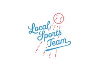 Local Sports Team Jerseys