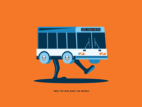 Ride The Bus, Save The World