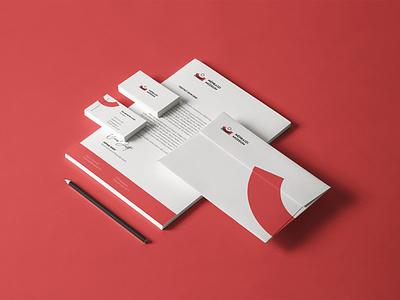 Hungaryan Ethnographic Museum brand minimalist logodesign buisness card branding layout design design logo brand design graphic design