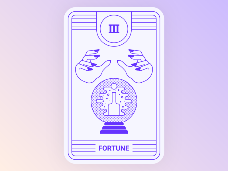 Application Tarot: Fortune fortune teller fortune illustration wine liquor mystic magic crystal ball crystal tarot card tarot hands