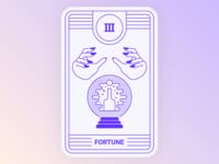Application Tarot: Fortune