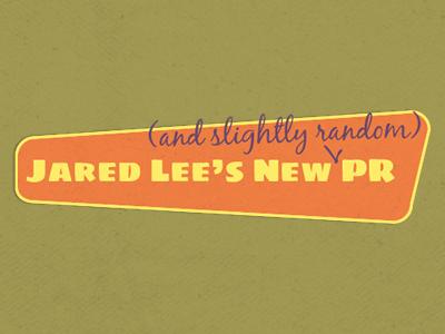 Jared Lee's New PR logo fireworks