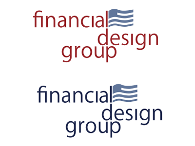Financial Design Group logo illustrator