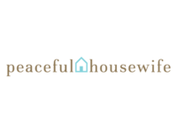 The Peaceful Housewife